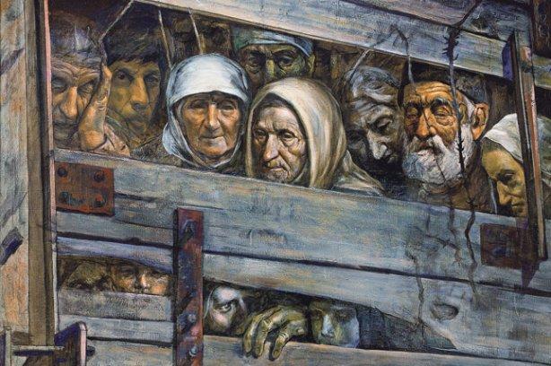 Вітчим народів. Навіщо Сталін виселив давні етноси Криму   Офіційний веб-сайт УІНП